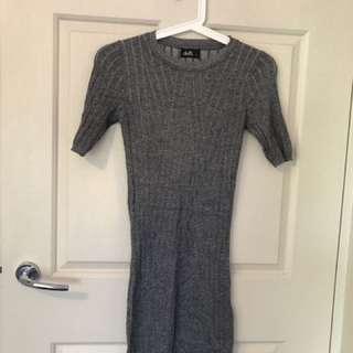 Knitted dress Dotti Au 6