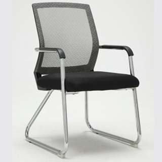 Simple and Neat Small Office Chair (non-swivel)