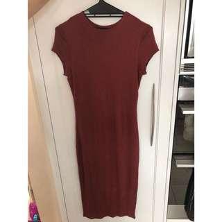 American Dream midi dress