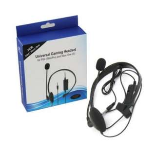 PS4/XBOX One Universal Gaming Headset