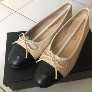 Chanel Ballerina Flat Shoes