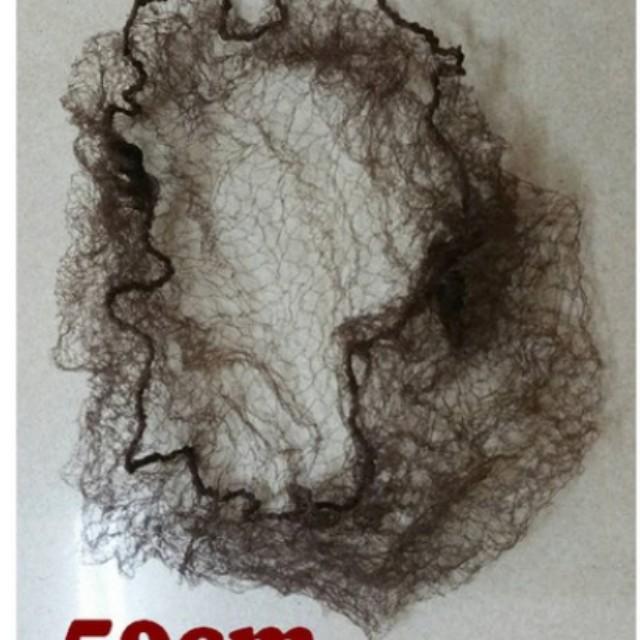 (1組3樣)假髮髮網1個+假髮髮圈1個+假髮專用鋼梳1把