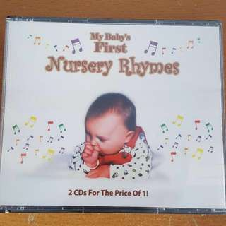 🎧 My Baby's First Nursery Rhymes