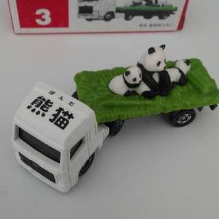 Tomica Hino animal transporter