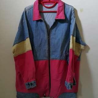 Jacket Jeans Oldskool