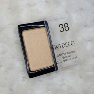 Art Deco Cosmetics - Eyeshadow Single in 38