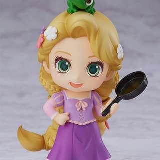 Rapunzel 長髮公主 土人