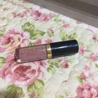 (REDUCED)Tarte birthday suit lip cream - deluxe size