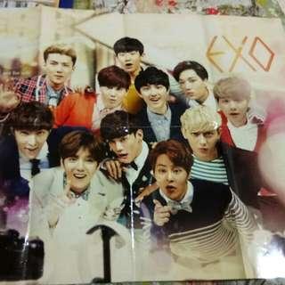 exo poster ft got7