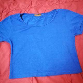 Preloved crop top