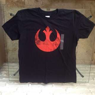 NEW Star Wars Rebel Alliance Shirt by Mad Engine