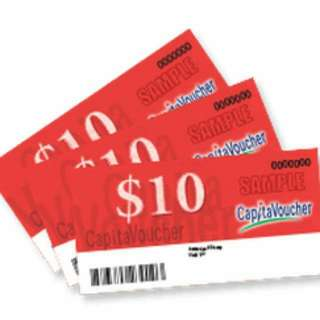 6x $10voucher For 55$ Only