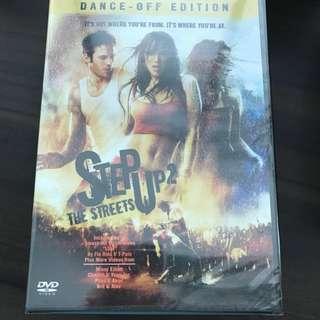 BNIB STEP UP 2 Dance Off Edition