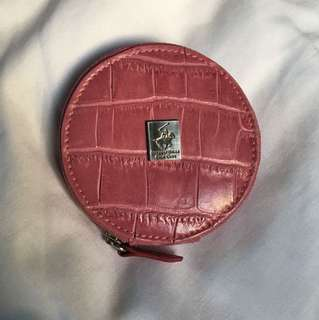 Authentic Beverley Hills Polo Club Coin Purse/Wallet