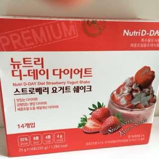 韓國代餐奶昔