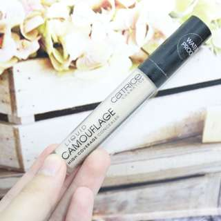Catrice Camouflage High Coverage Concealer