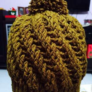 Hand Knitted Beanie/Hat
