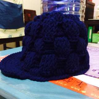 Hand Knitted Beanie/Hat/Cap