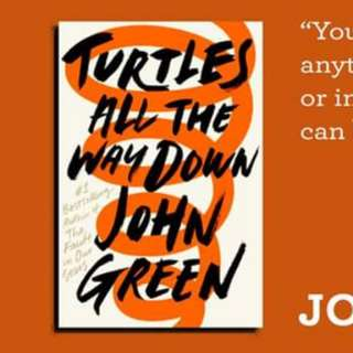 TURTLES ALL THE WAY DOWN BY JOHN GREEN (EPUB)