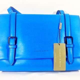 Authentic Charles And Keith Handbag - Shoulder Bag