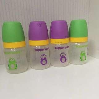 Tupperware feeding bottle