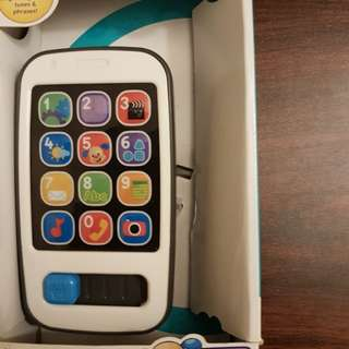 Fisher Price by Mattel -Smart Phone