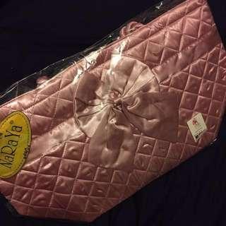 全新泰國品牌粉紅手袋 NaRaYa Shoulder Bag Handbag (Pink)