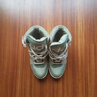 Adidas x Jeremy Scott Denim Hi