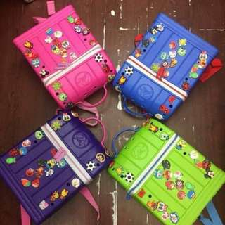 Crocs Bag for Kids (Authentic Quality)