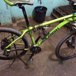 Raleigh Moutain Bike 26er