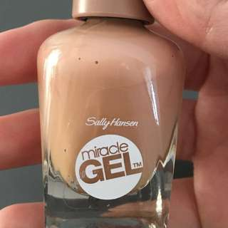 Sally Hansen Miracle Gel💅🏻 Totem-ly Yours 209