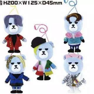 [PO] NEW RELEASE BIG BANG KRUNK IN FXXKIT COSTUME SLING POUCH