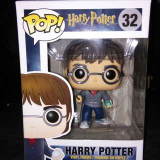 (ON HAND) Harry Potter Holding Prophecy Funko Pop