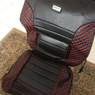 Apexi leather seat cover