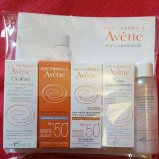 Avene Travel Kit