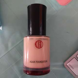 Koh Gen Do Aqua Foundation 113
