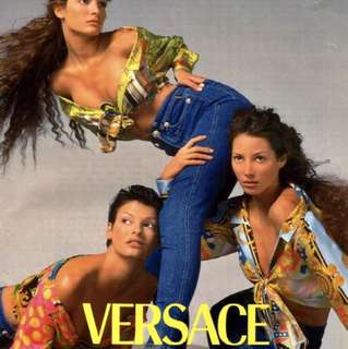 Authentic Versace Silk Shirt  Couture 💗