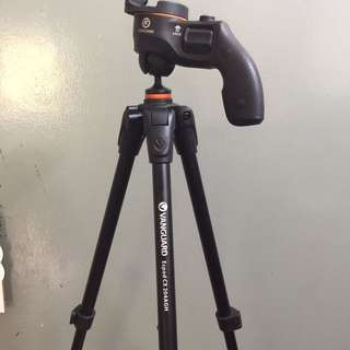 Vanguard Espod CX204AGH Tripod - Joystick Head