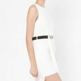 Dressing Paula White Dress + Belt