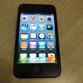 85%new Ipod touch 4  32GB
