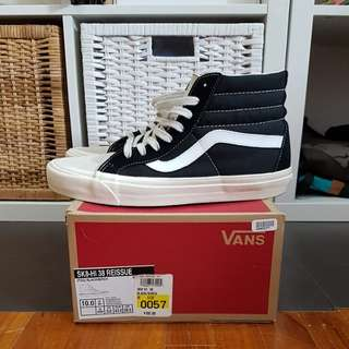 (VNDS) Fear Of God Reissue 38 Sk8-Hi Vans