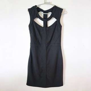 Black Formal to Casual Dress