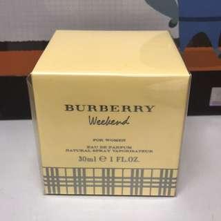 Buberry週末女性淡香精30ml,全新未拆封💕保證正品💕現貨❤️