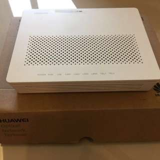 Huawei Residential Gateway for TIME Fibre Broadband