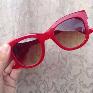 (Take 3 for RM 10) Red Sunny