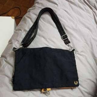 Fred Perry folding bag | sling bag