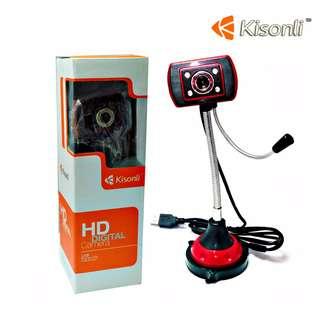 USB HD Webcam Web Cam Video Camera