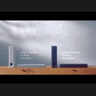 Sony HTMT500 MINI SOUNDBAR