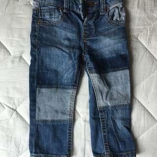 Zara 9-12m jeans