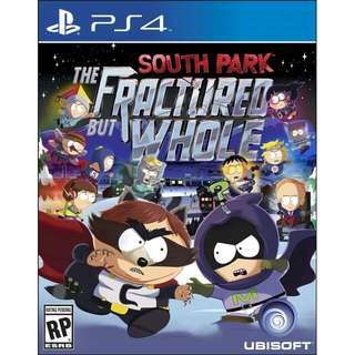 South Par The Fractured But Whole Game For PS4 Playstation